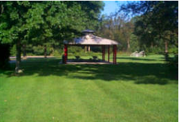 Rush Creek Park Picnic Shelter